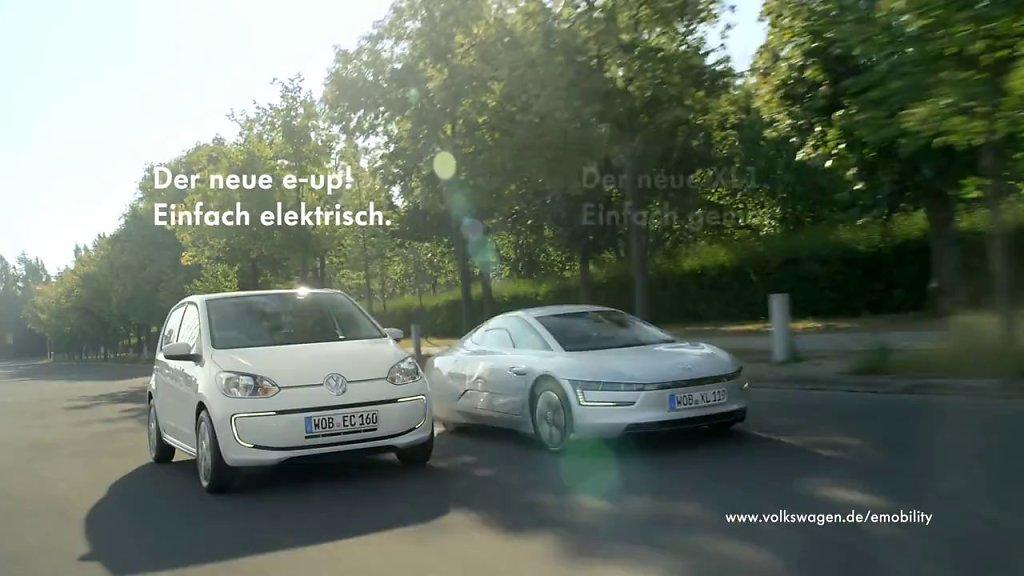 "VW e-up & XL1 ""Kindermund"""