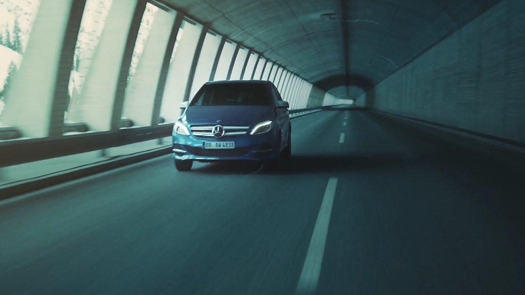 B 250 e- The silent statement-Mercedes-Benzoriginal