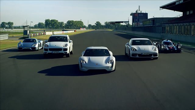 Porsche E Performance Boosts driving pleasure Brakes emissions